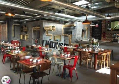 decoration-restaurant-montpellier-fresque