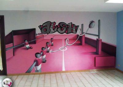 Initiation-jeunes-ALSH-Pignan-3-min-compressor decoration murale graffiti