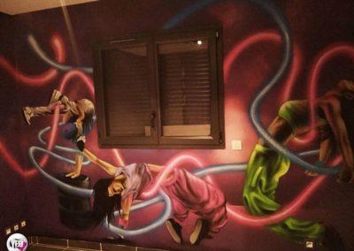 decoration-graffiti-chambre-enfant-danseuse-hiphop-compressor-compressor