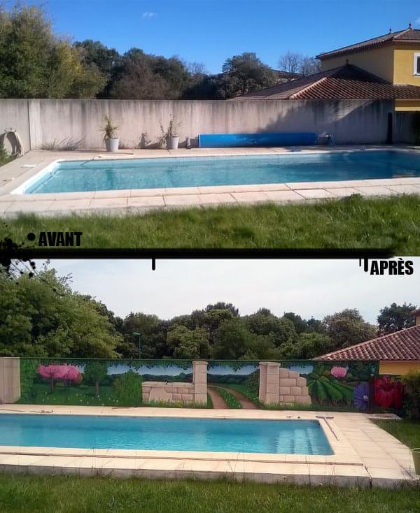 avant-apres-decoration_mur_de_cloture_fresque-graff-montpellier-jardins-trompe-l-oeil-(4)