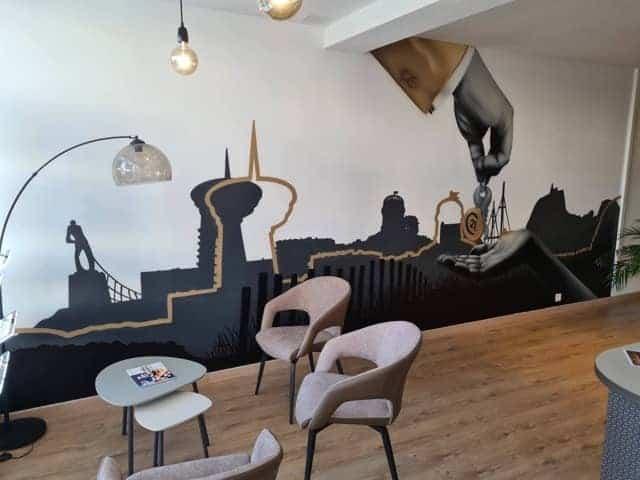 fresque acceuil century 21